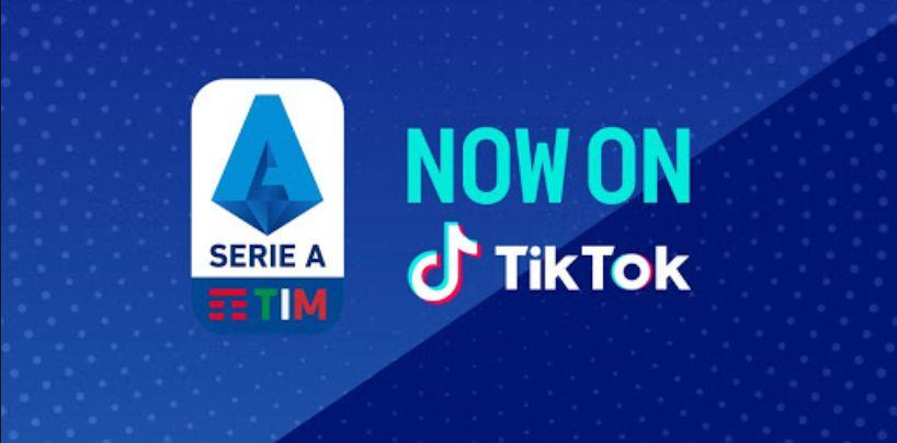 Lega Serie A su TikTok