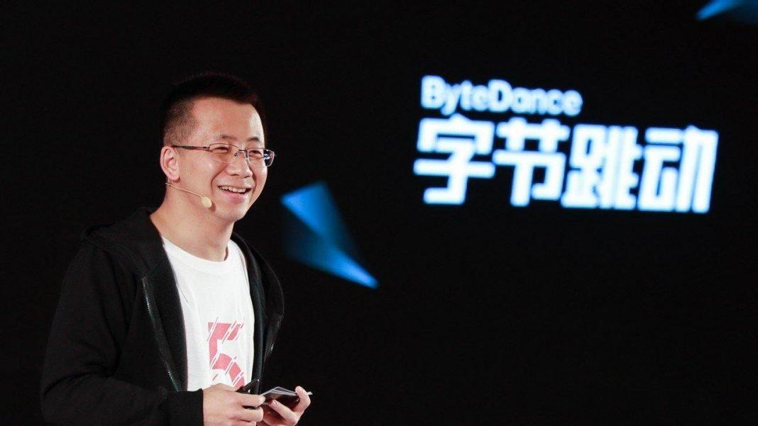 Zhang Yiming si dimette